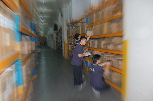 Warehousing and Order Pick & Pack